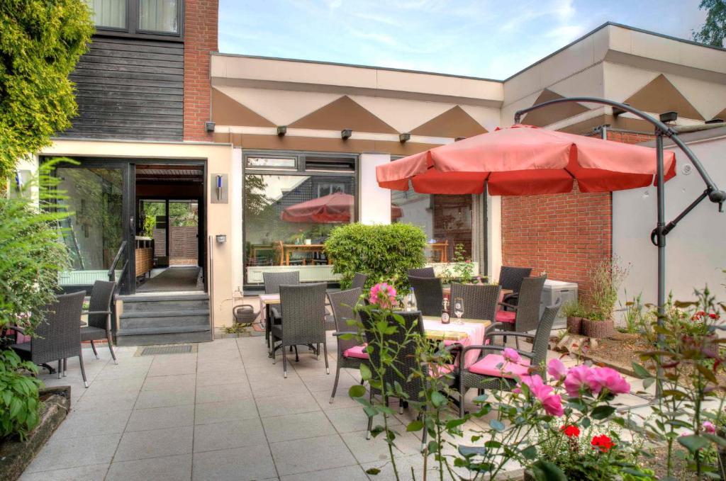 Ресторан / где поесть в Hotel am Wasserturm