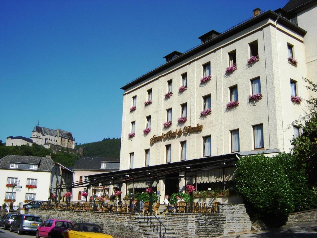 Grand hotel de vianden luxembourg for Grand hotel