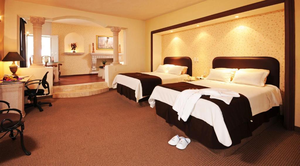 Hotel Spa Hacienda Baruk