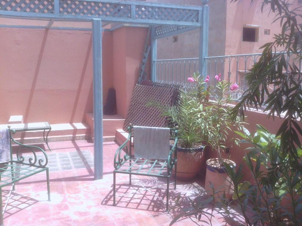 Appartement atypique gu liz marrakech morocco for Hotel atypique