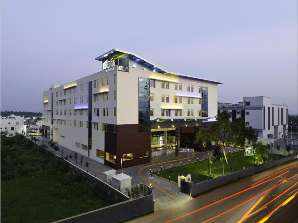 Hotel Aloft Coimbatore Singanallur India