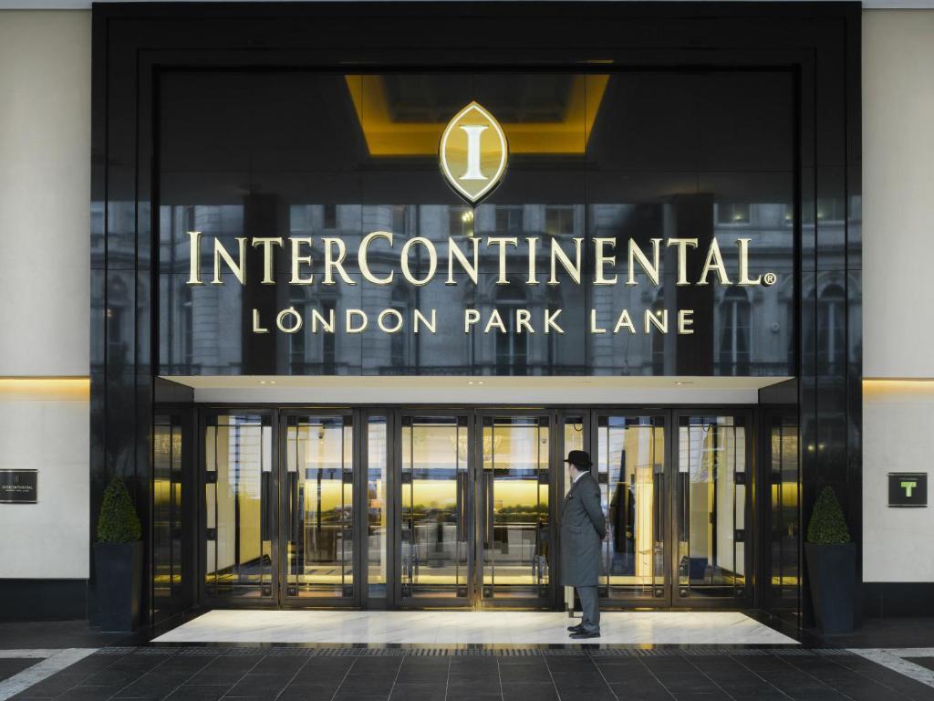 Kết quả hình ảnh cho InterContinental Hotel in london