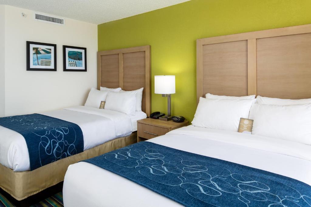 Hotel Comfort Suites Beachfront Virginia Beach VA Bookingcom