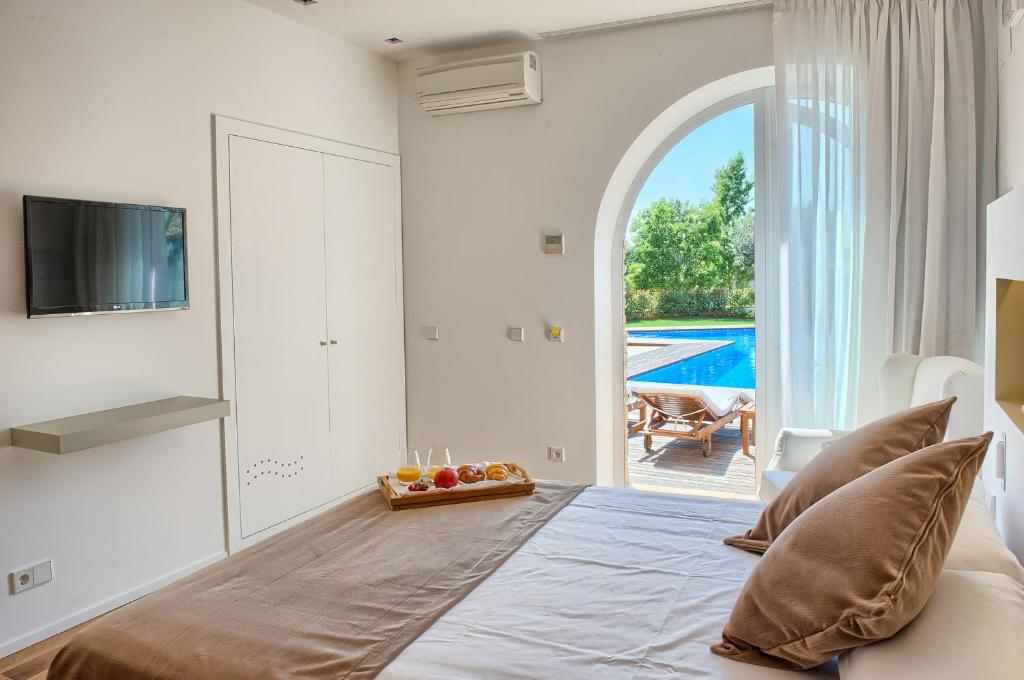 boutique hotels begur  68