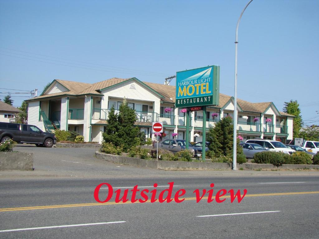 Harbour Light Motel Nanaimo Canada Booking Com
