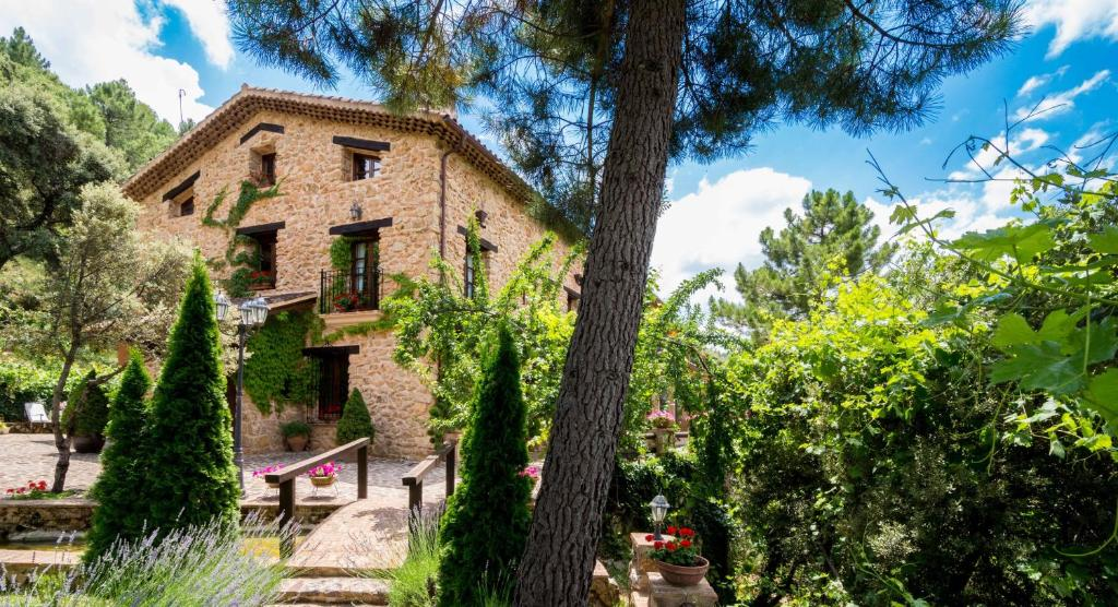 boutique hotels in villaverde de guadalimar  4