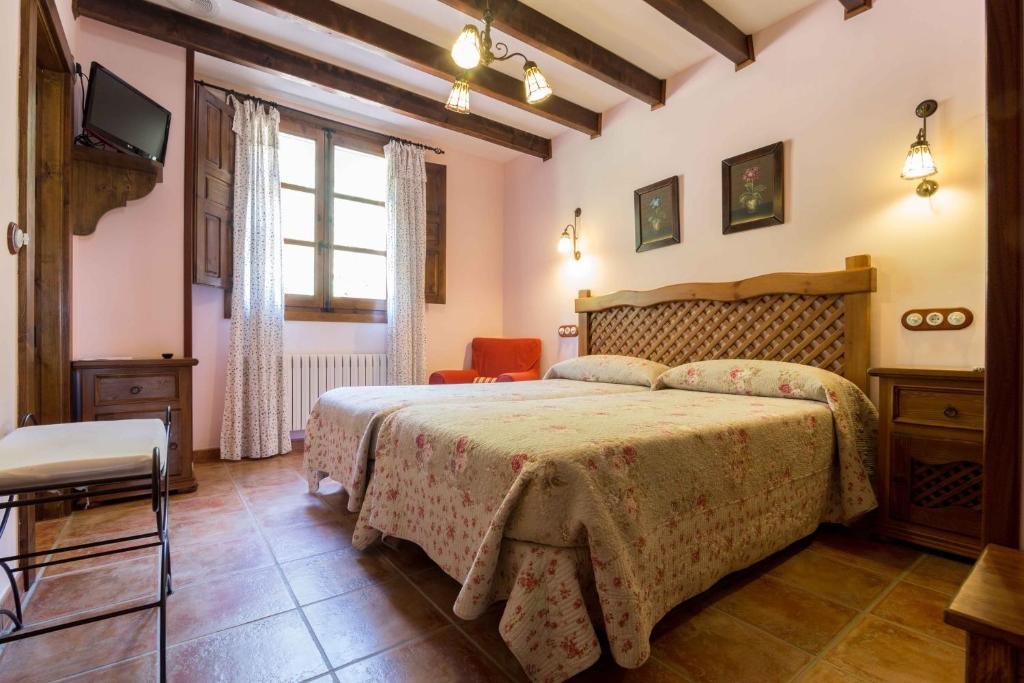boutique hotels in villaverde de guadalimar  11