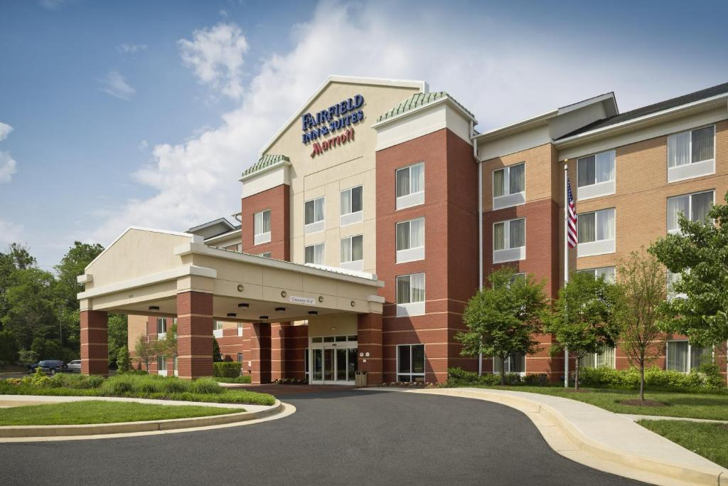 Fairfield Inn Suites White Marsh