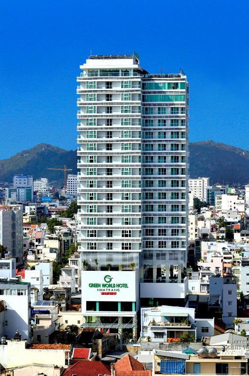 Green World Nha Trang Apartment Vietnam Booking Com