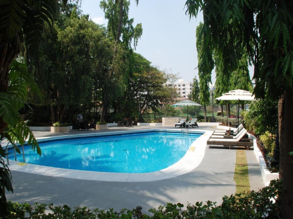 Hotel Taj Banjara Hyderabad India