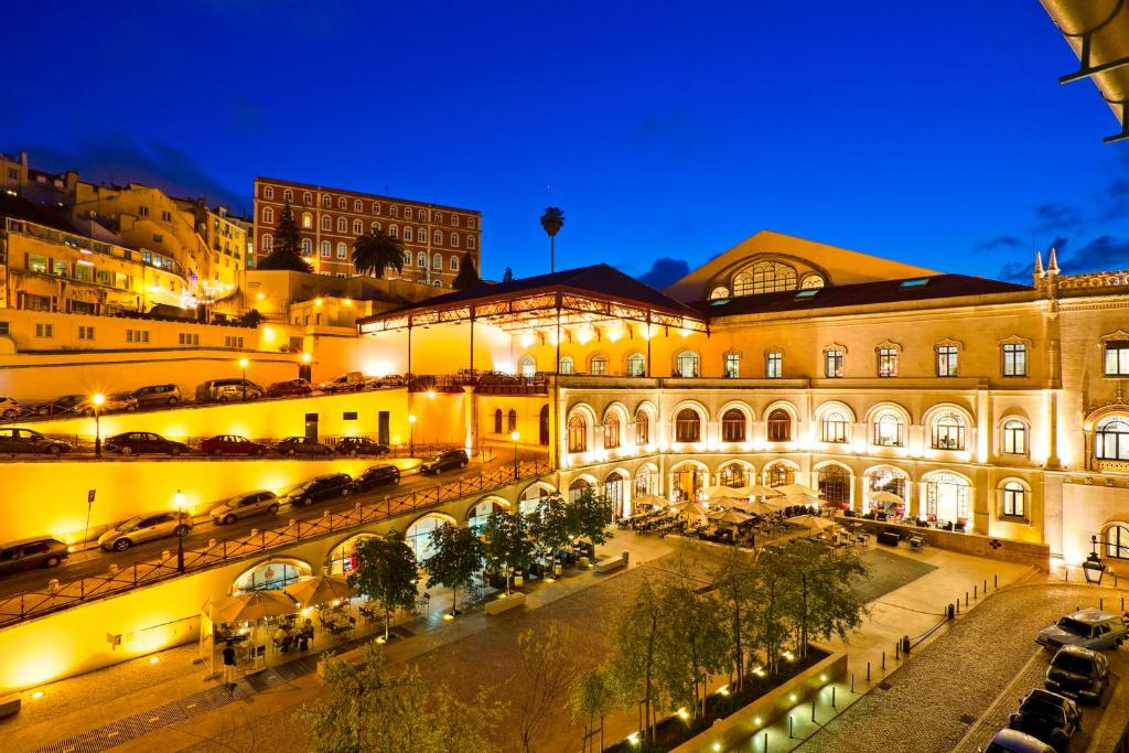 Hotel americano inn rossio portugal lisbonne for Hotels lisbonne