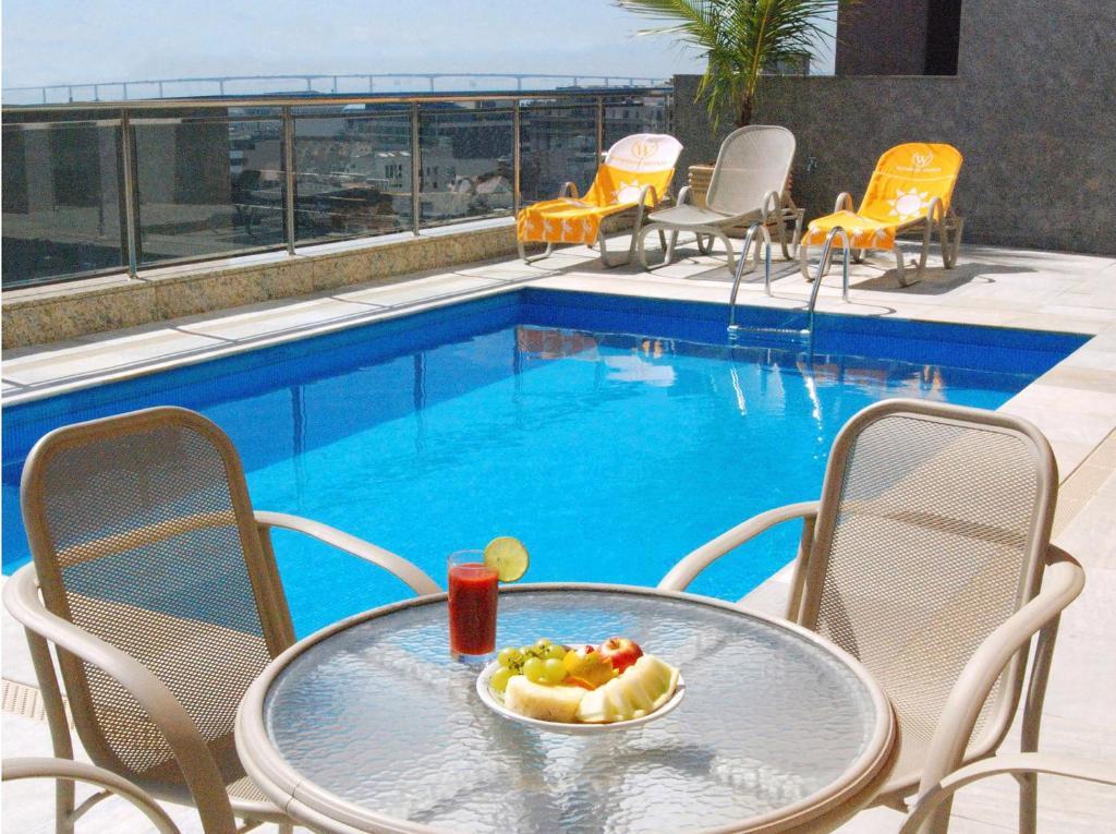 Windsor Asturias Hotel in Rio de Janeiro