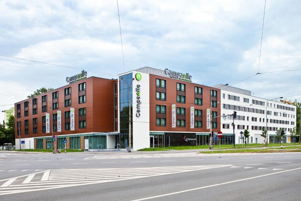 カンパニール ヴロツワフ セントラム(Campanile Wroclaw Centrum)