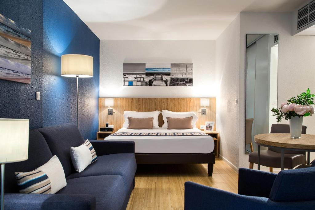 citadines apart 39 hotel cannes croisette avis r cents. Black Bedroom Furniture Sets. Home Design Ideas
