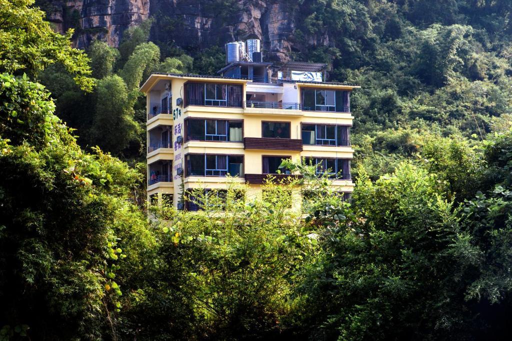 The Jade Mountain Hotel, Yangshuo, China - Booking.com