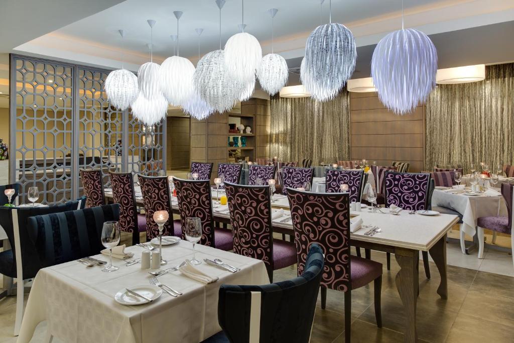 Ristorante o altro punto ristoro di Fortis Hotel Manor Pretoria