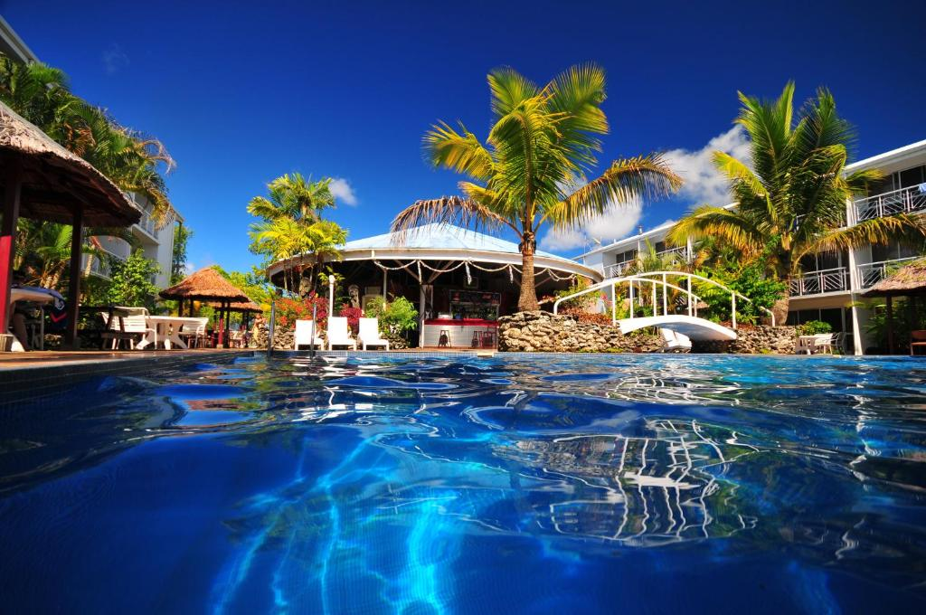 ザ メラネシアン ポート ヴィラ(The Melanesian Port Vila)