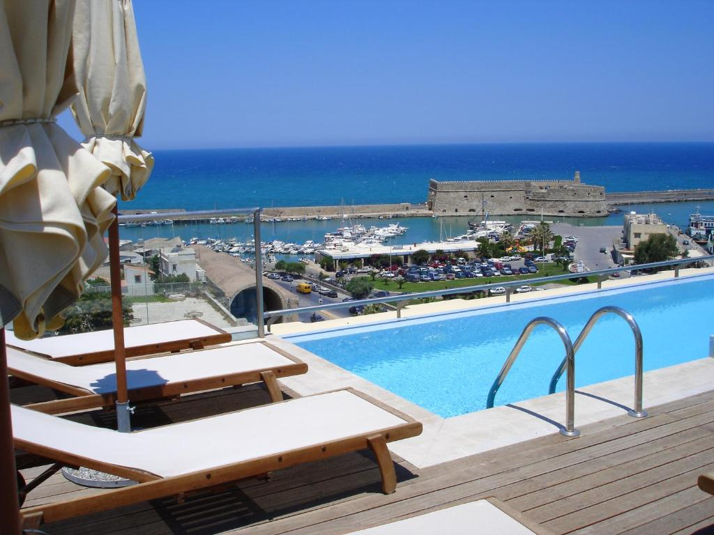 Unforgettable Hotels in Crete Waiting for Your Guests