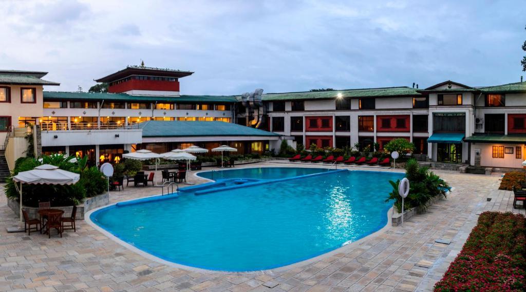 ホテル ド ランナプルナ(Hotel de l' Annapurna)