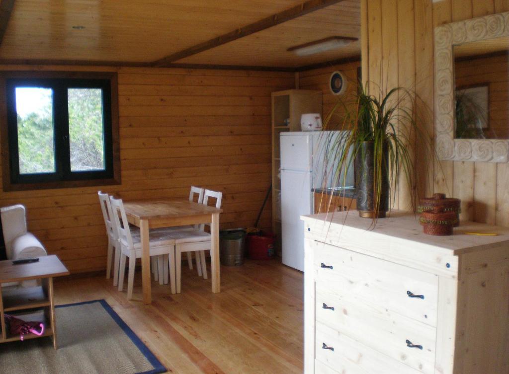 Vacation home casa de madeira na serra melides portugal - Casas de madera portugal ...