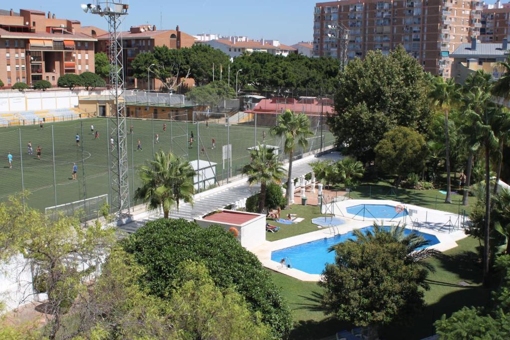 apartment jardines del gamonal benalm dena spain
