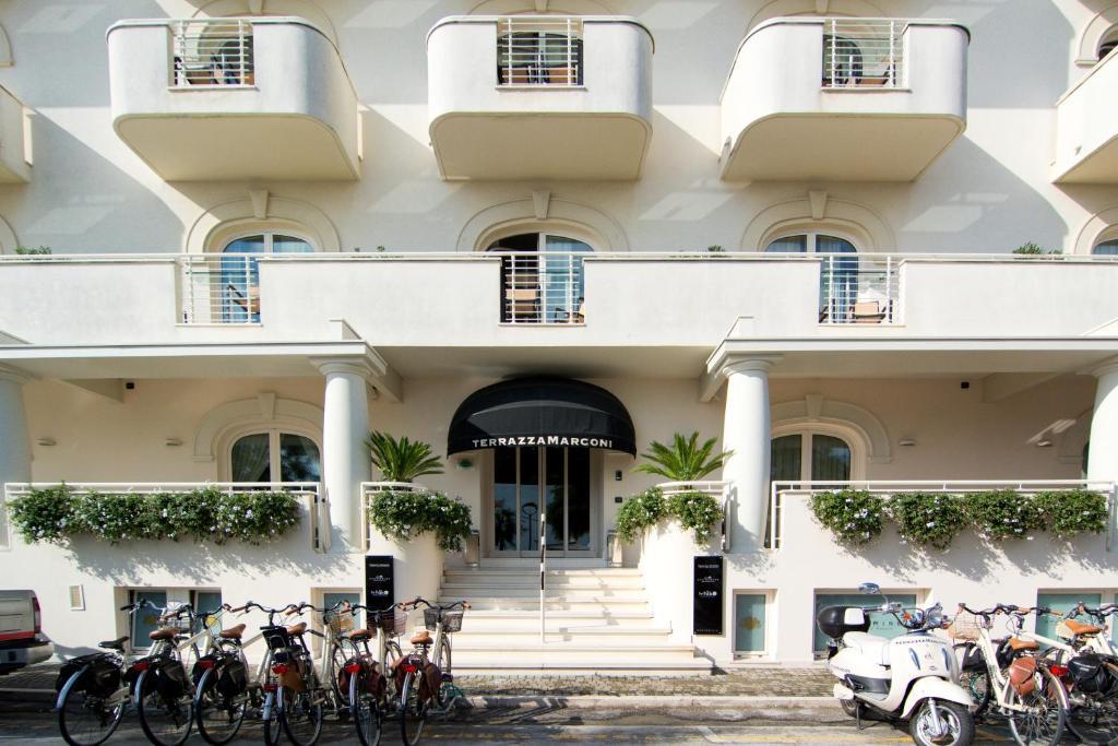 Terrazza Marconi Hotel&Spamarine, Senigallia, Italy - Booking.com