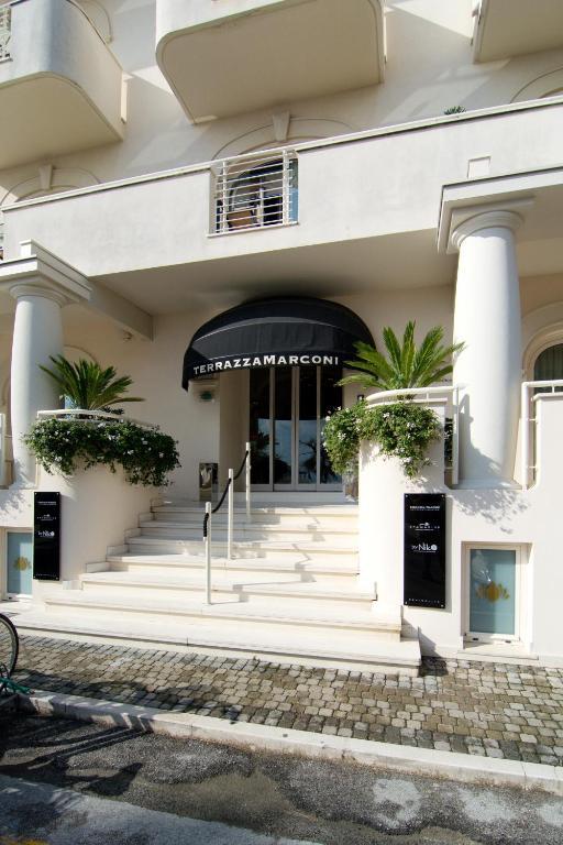 Terrazza Marconi Hotel&Spamarine, Senigallia – Updated 2018 Prices