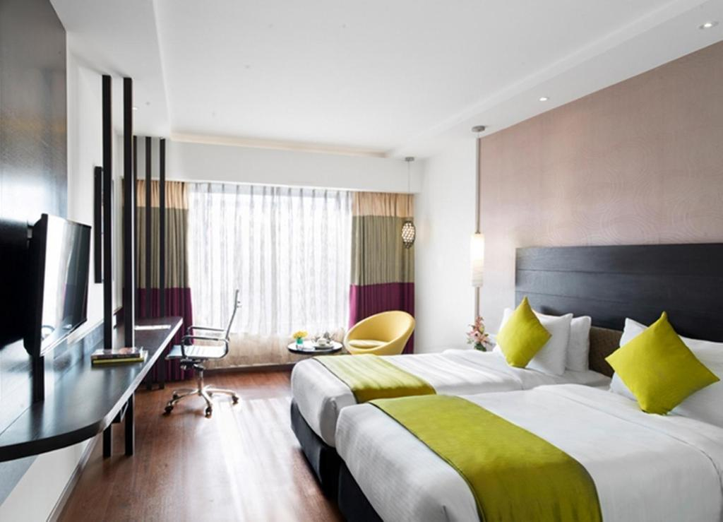 Hotel HYCINTH By Sparsa Trivandrum India