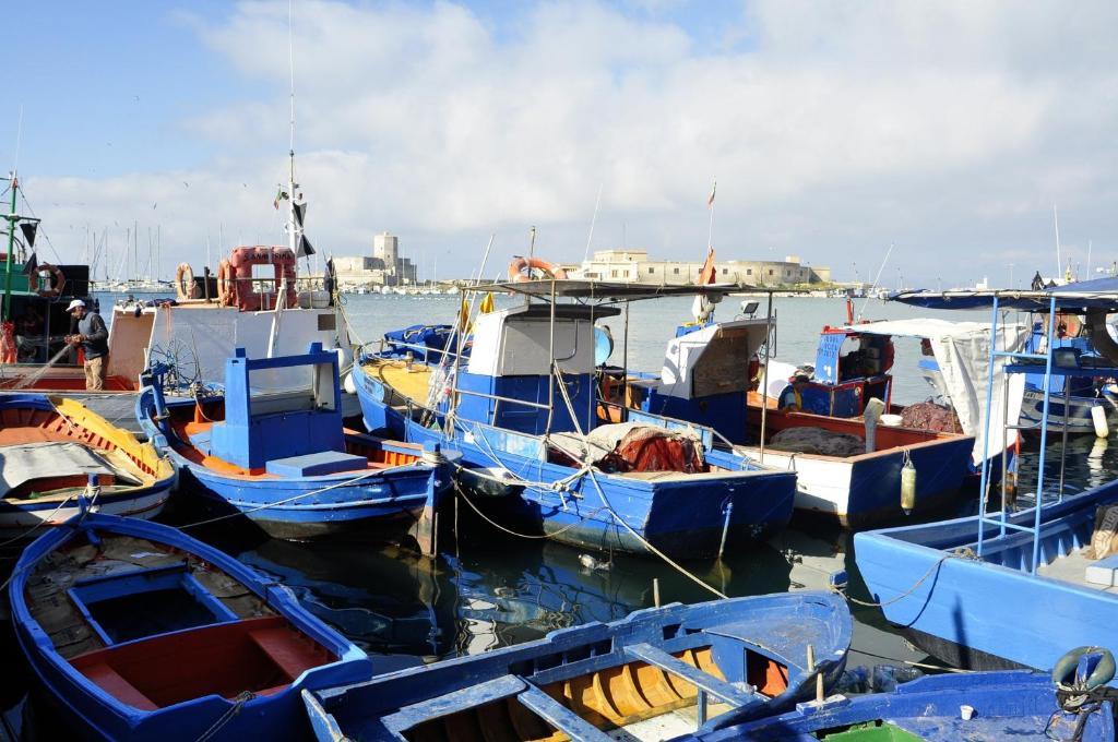 B&B La Terrazza Sul Porto, Trapani – Prezzi aggiornati per il 2018