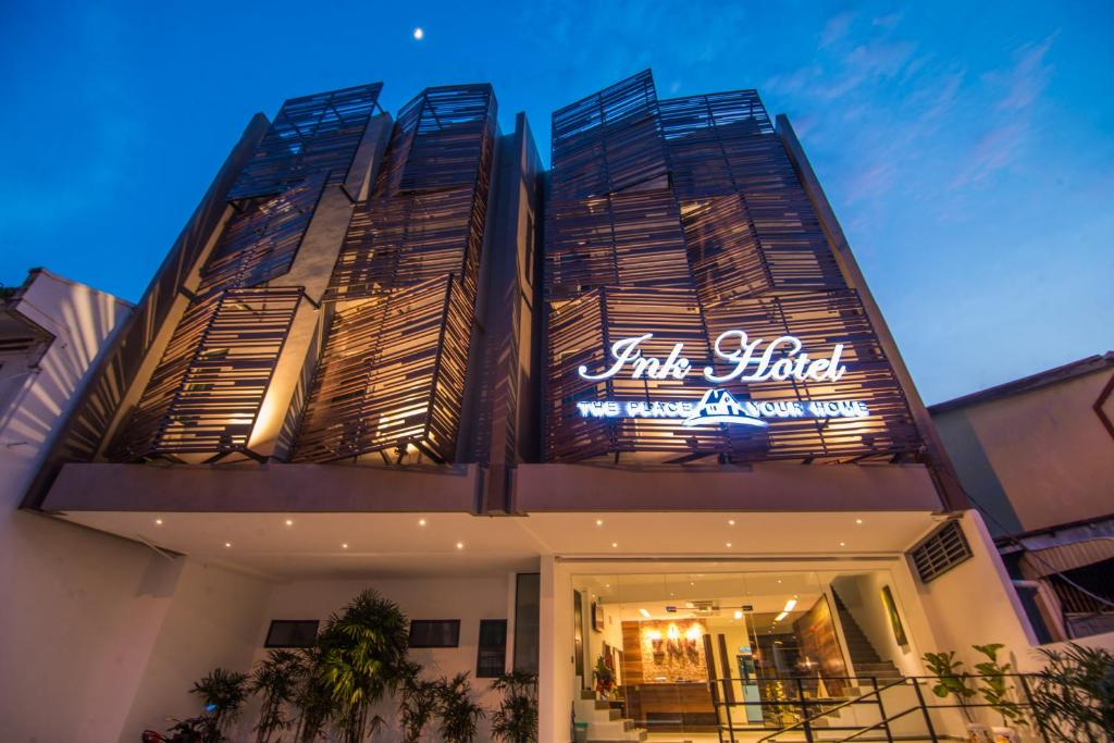 Ink Hotel George Town Malaysia Booking Com