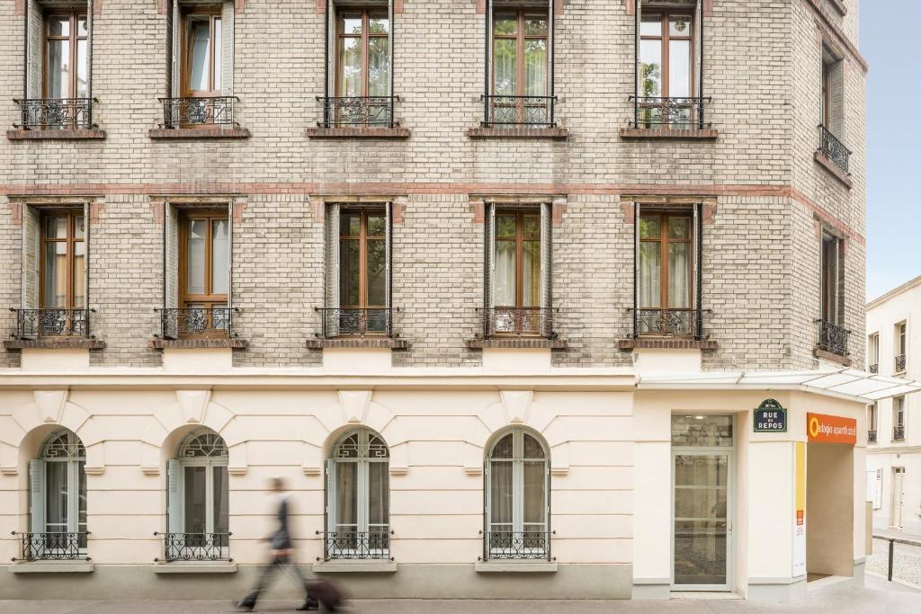 Aparthotel Adagio Access Paris Phil  France Paris