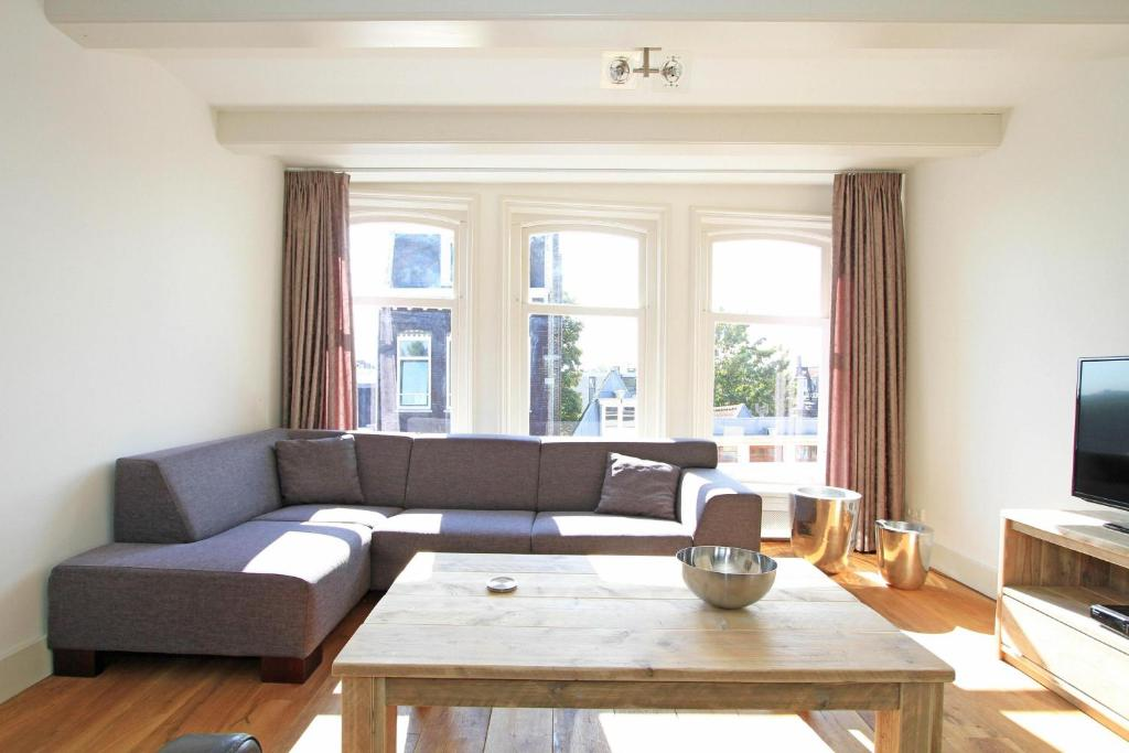 Apartment Spacious 130m2 3 bedroom-2 bathroom, Amsterdam ...