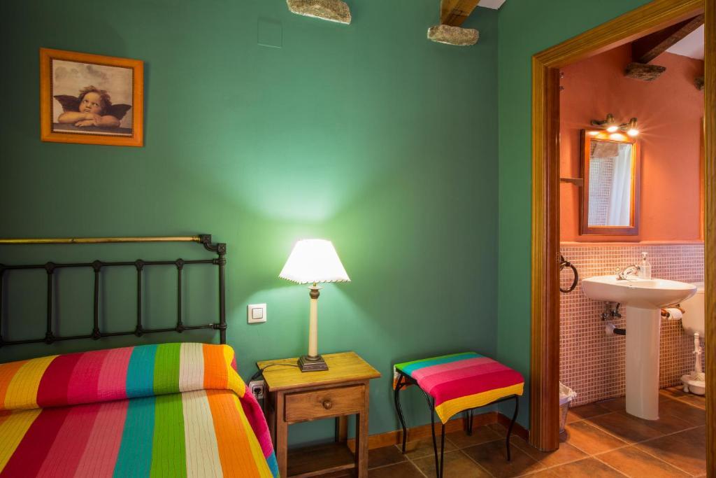 Casa Rural Acebuche (Espanha Casas del Monte) - Booking.com