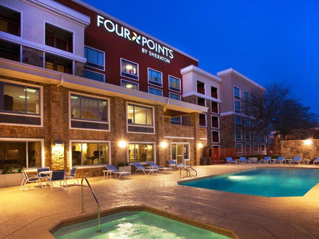 Hotel Four Points Jones Maltsberger, San Antonio, TX - Booking.com