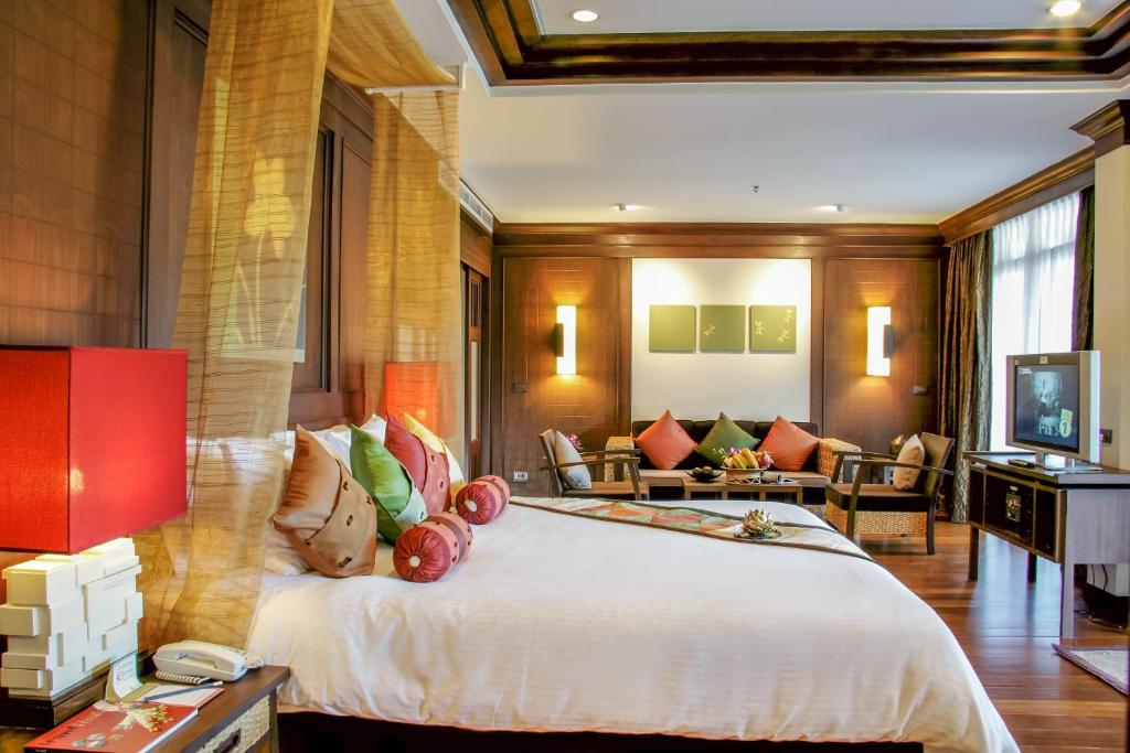 Resort Alpina Phuket Nalina Kata Beach Thailand Bookingcom - Alpina phuket nalina resort and spa