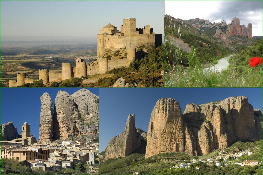Apartamentos Turísticos Mallos de Huesca foto