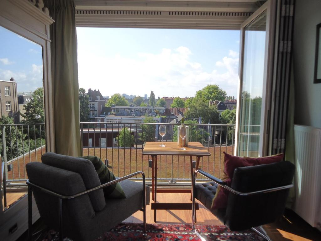Room With A View B&B, Amsterdam, Netherlands