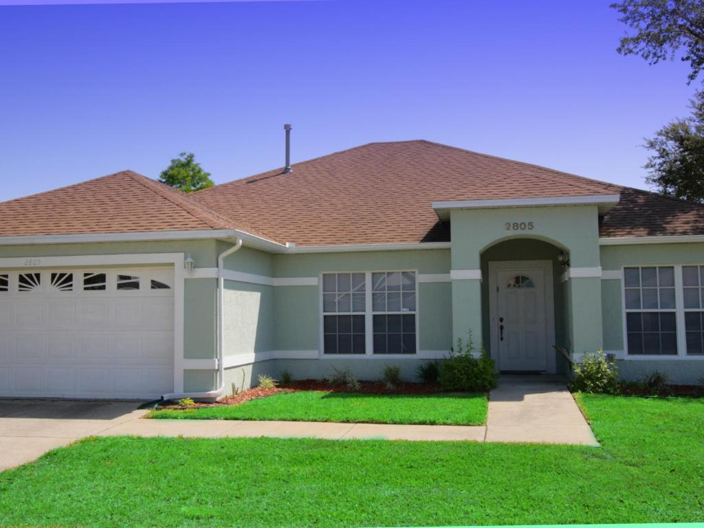 Vacation home sweet plum home florida dream homes orlando for Florida house builders