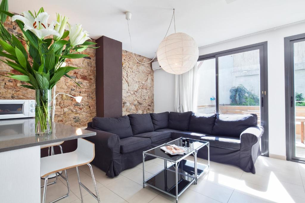 apartment inside. Gallery Image Of This Property Inside BCN Hotel Sants  Barcelona Spain Booking Com