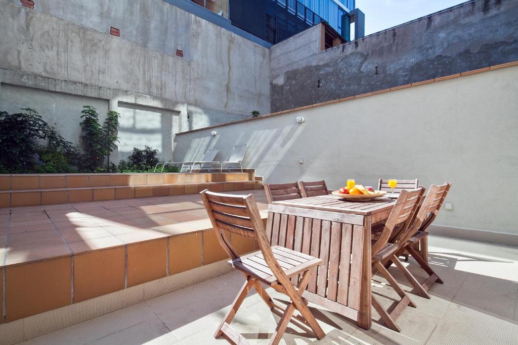 Inside Barcelona Apartments Sants foto