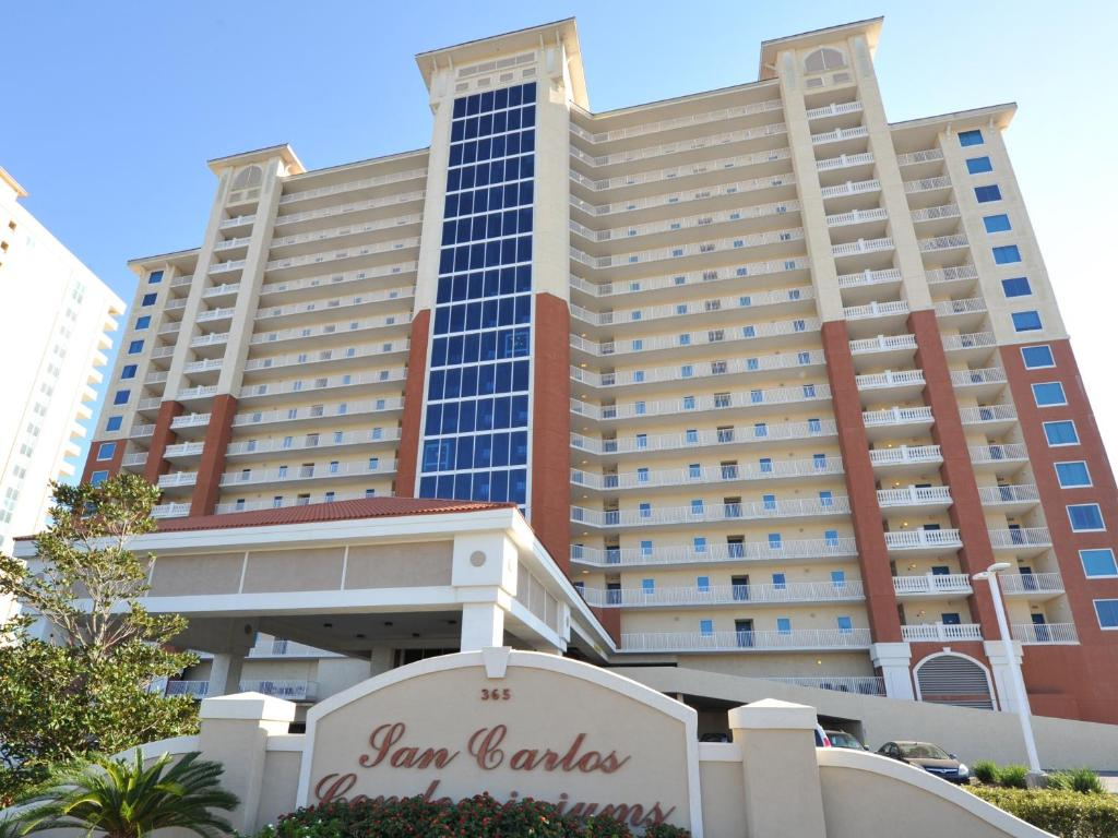 Resort san carlos condominiums gulf shores al booking com