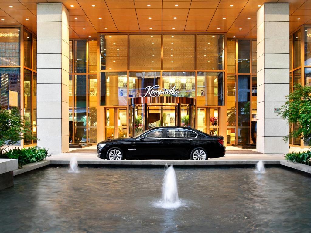 ケンピンスキーホテル 重慶(Kempinski Hotel Chongqing)