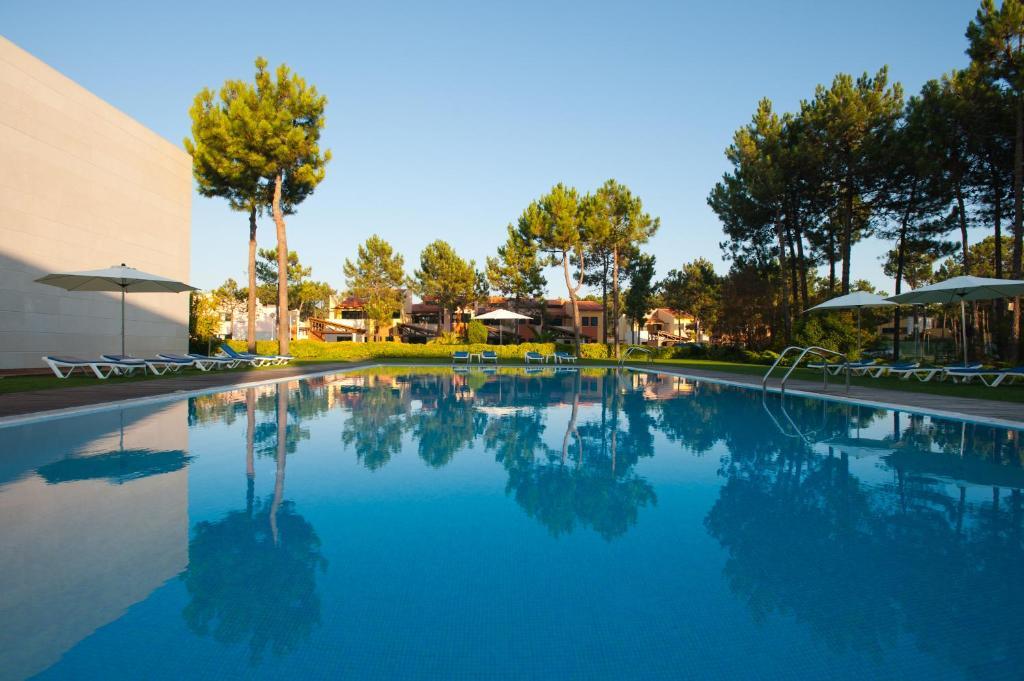 A piscina em ou perto de Miravillas Hotel