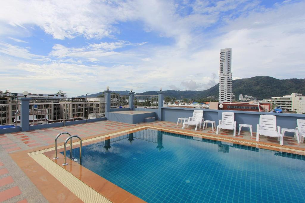 The Crystal Beach Hotel Patong Updated 2018 Prices