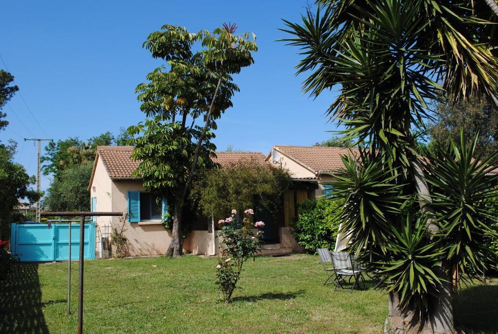 Vakantiehuis Le Figuier (Frankrijk Santa-Lucia-di-Moriani ...