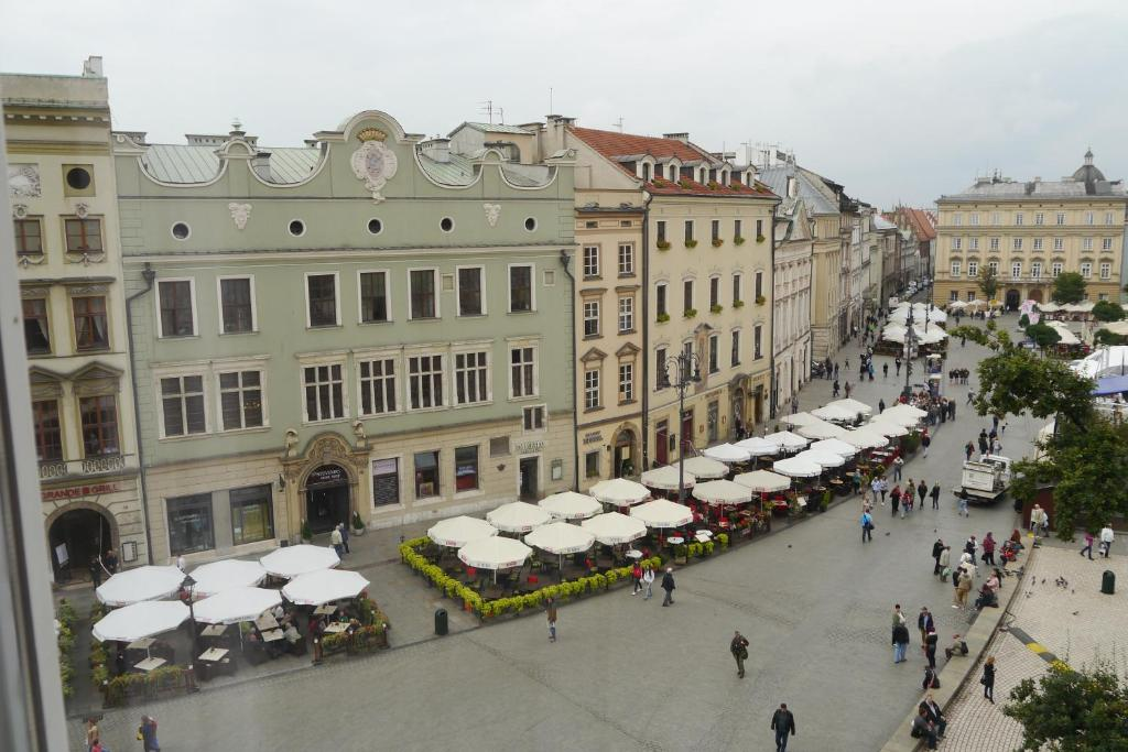 Condo Hotel Main Market Square Apts Krakow Poland  Bookingcom