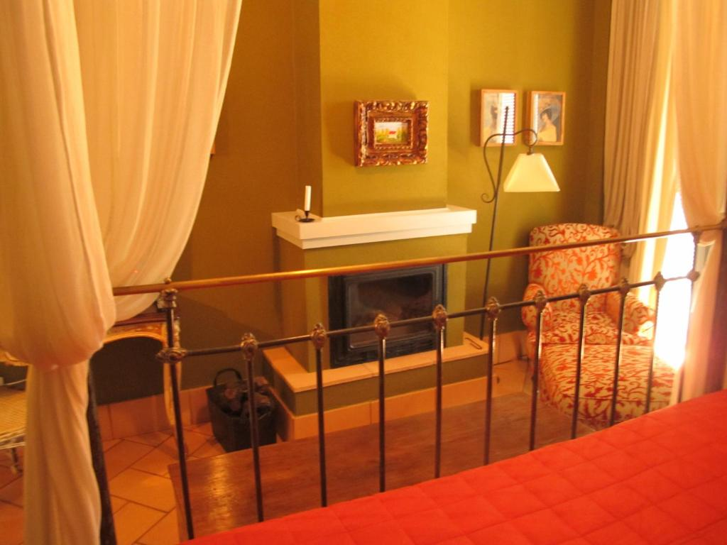 hoteles con encanto en zufre  15