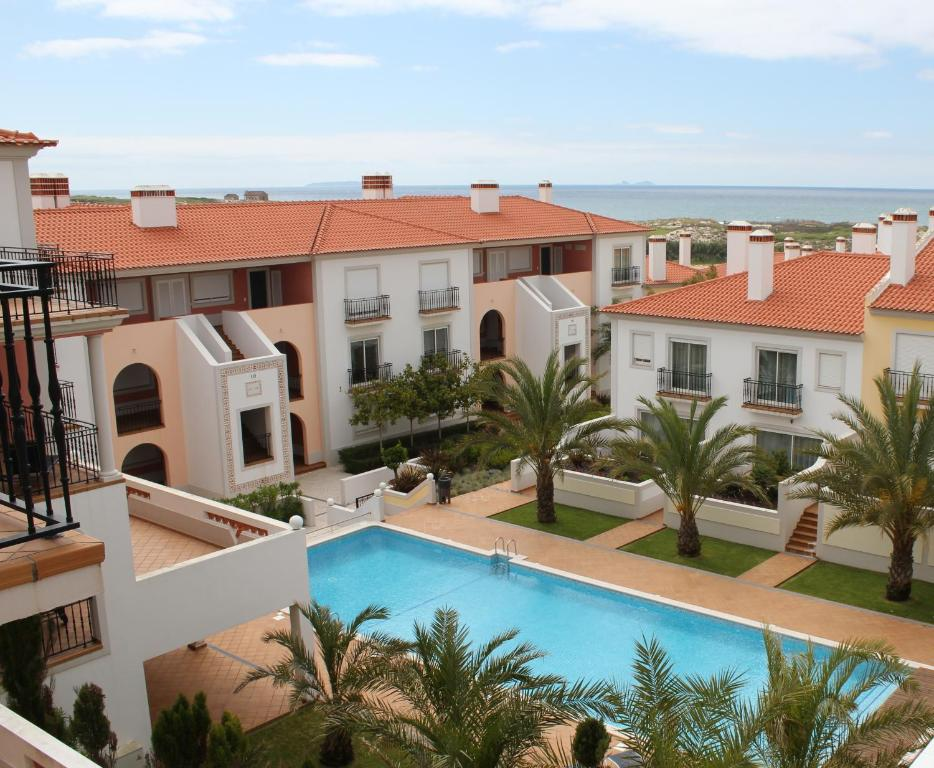 Apartment Silver Coast Holidays Casal Da Lagoa Seca Portugal - Portugal map silver coast
