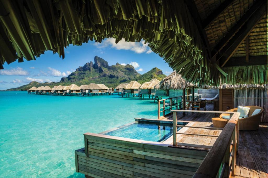 Bora Bora Island >> Four Seasons Resort Bora Bora French Polynesia Booking Com
