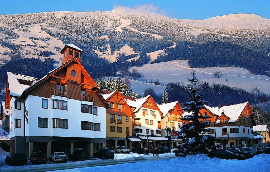 приготовить горнолыжные курорты чехии фото время куликовской